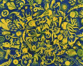Ulrike Hirsch - Unterwasserwelt