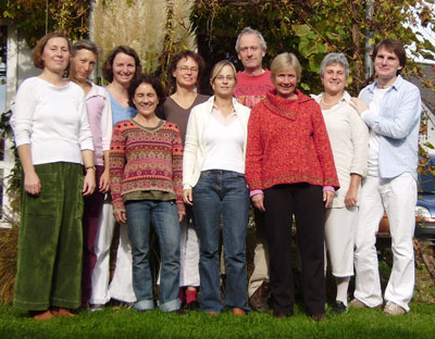 Grundlagenseminar selbstw�rts in Frickingen / Bodensee, Oktober 2008