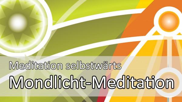 Mondlicht-Meditation: Die Meditation im abnehmenden Mond